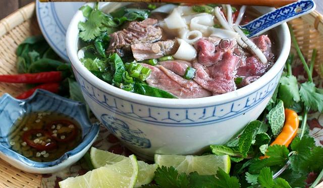 Vietnamese Pho Bo
